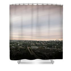 Sky View Shower Curtain