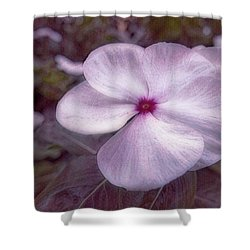 Small Flower Shower Curtain