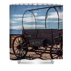 Shower Curtain featuring the photograph Snake Oil by David Morefield