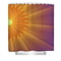 Song Of Solomon Shower Curtain