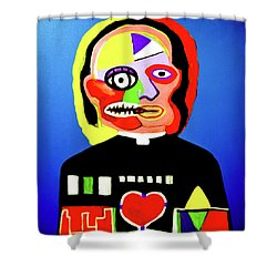 Soul Control Shower Curtain