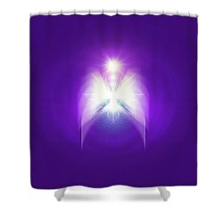 Soul Star Shower Curtain