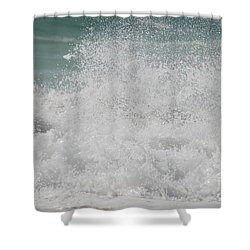 Splash Collection Shower Curtain