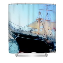 Star Of India Soft Shower Curtain