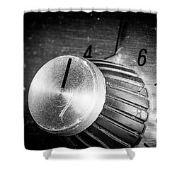Shower Curtain featuring the photograph Strings Series 21 by David Morefield