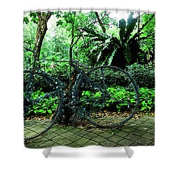 Stroll In Bangkok Shower Curtain