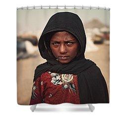 Suman Shower Curtain