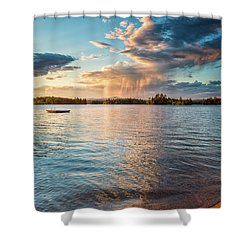 Summer Shower  Shower Curtain