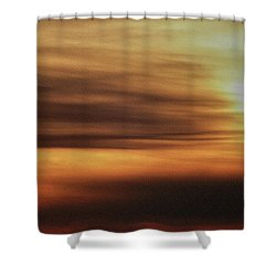 Sunburnt Shower Curtain