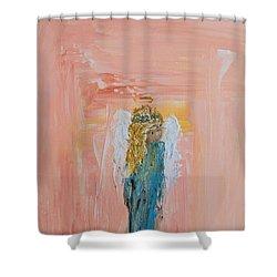 Sunset Angel Shower Curtain
