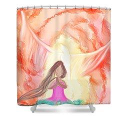 Sweet Hour Of Prayer Shower Curtain
