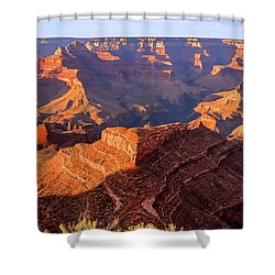 Sweet Sunset Shower Curtain