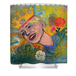 Taking Back Your Crown Shower Curtain