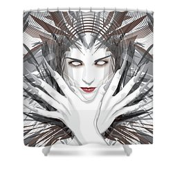 Talons Shower Curtain