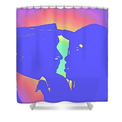 Tempted Shower Curtain