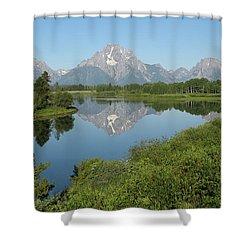 Teton Moment Shower Curtain