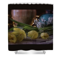 The Art Of Passion Shower Curtain
