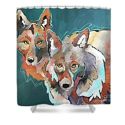 The Godfathers Shower Curtain