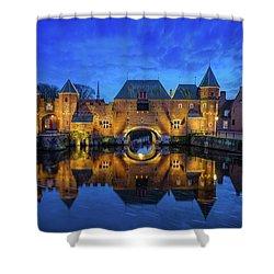 The Koppelpoort Amersfoort Shower Curtain