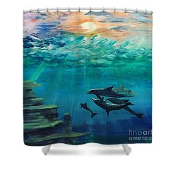 The Od Shower Curtain
