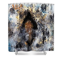 The Sojourner  Shower Curtain