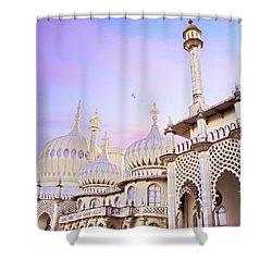 Throne Shower Curtain