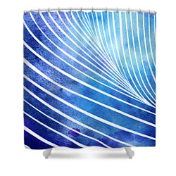 Tide Xiv Shower Curtain