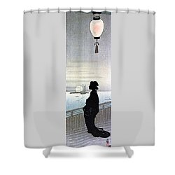 Geisha Shower Curtains