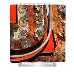 Shower Curtain featuring the photograph Totally Tubular by Skip Hunt