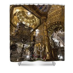 Shower Curtain featuring the photograph Treasures by Alex Lapidus
