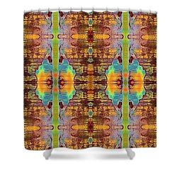 Tribal Dreams Shower Curtain