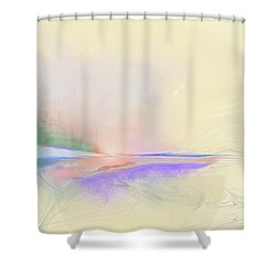 Unconventional Shower Curtain