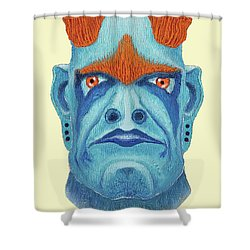 Undorkhan, Maggotroll Colonel Shower Curtain