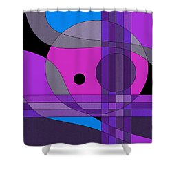 Untitled Sixth Shower Curtain
