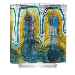 Untitled2 Shower Curtain