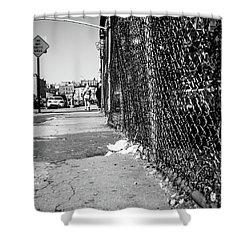 Urban Decay Shower Curtain