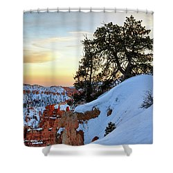 Shower Curtain featuring the photograph Utah Magic by Nicholas Blackwell