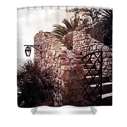 Shower Curtain featuring the photograph Vacation Mood by Randi Grace Nilsberg