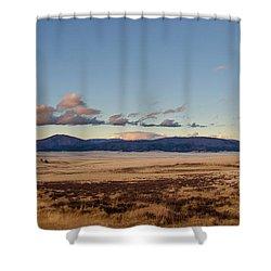 Valles Caldera National Preserve Shower Curtain