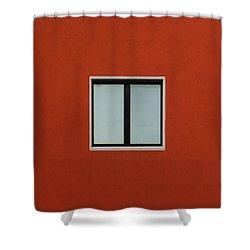Verona Windows 2 Shower Curtain