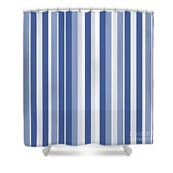 Vertical Lines Background - Dde605 Shower Curtain