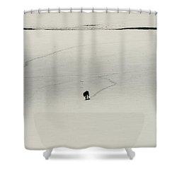 W54 Shower Curtain