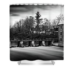 Watson's Mill Shower Curtain