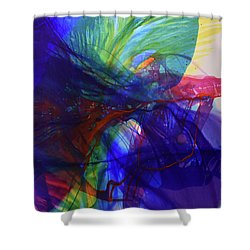 Way Of Escape Shower Curtain