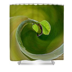 Wellness And Prevention Shower Curtain