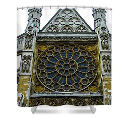 Westminster Abbey 2 Shower Curtain