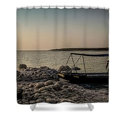Where Have All The Sailors Gone?  Shower Curtain