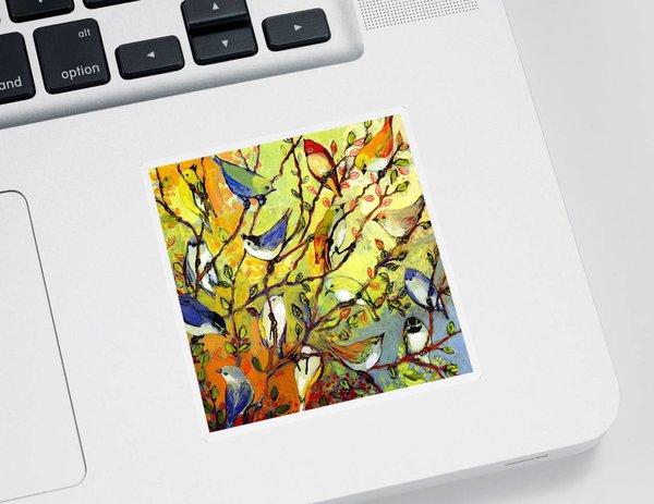 Jenlo Stickers