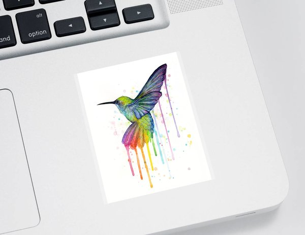 Watercolor Stickers