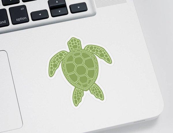 Sea Turtles Stickers